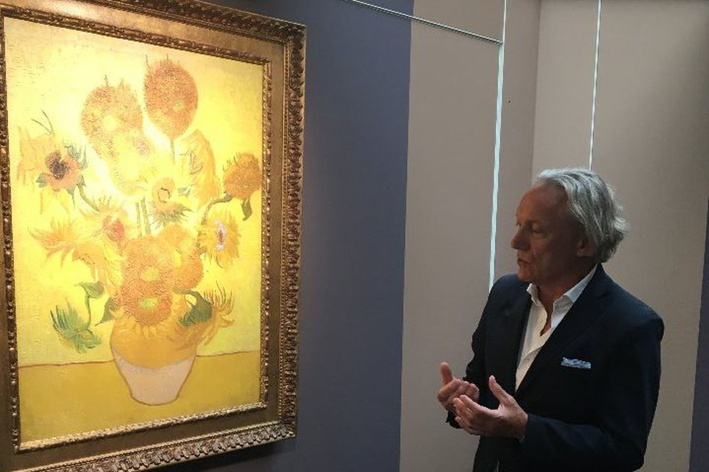 Van Gogh Museum pops up at the King of Prussia Mall