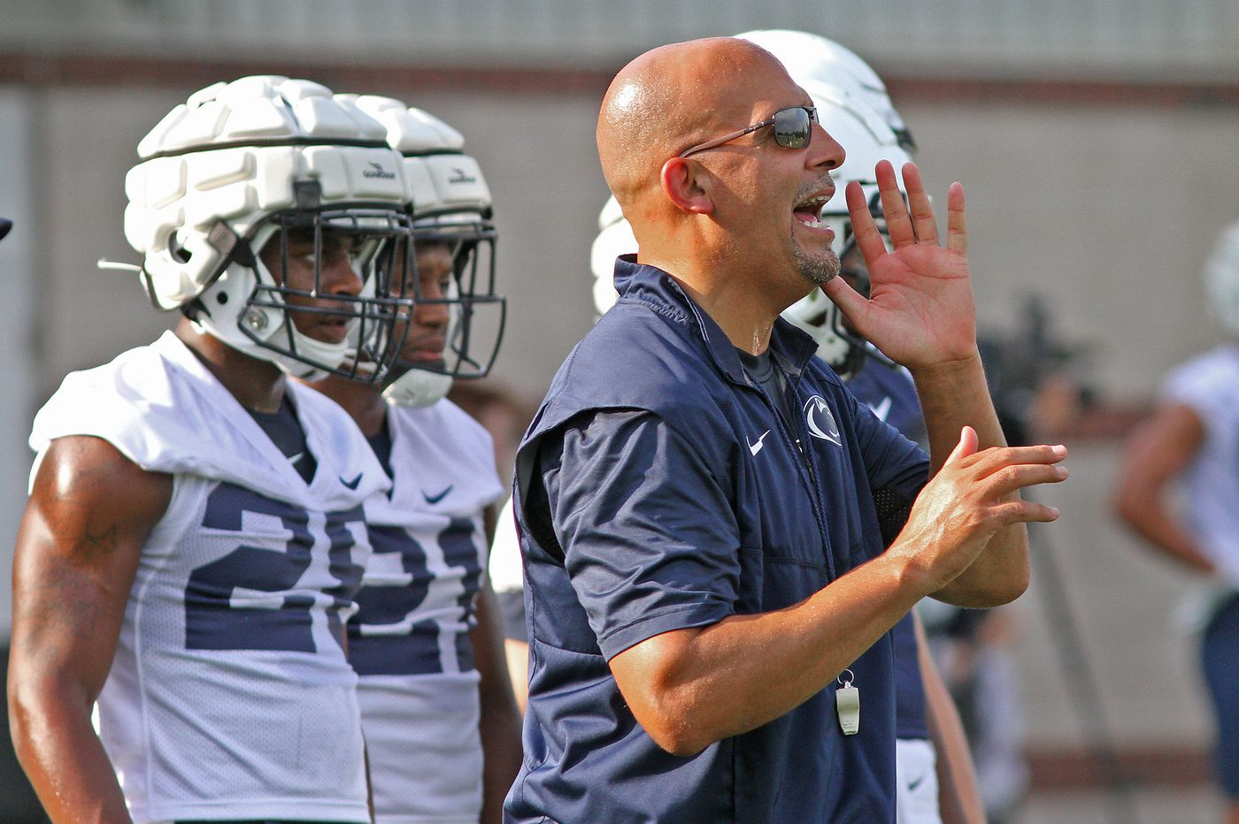 Five questions Penn State must answer in training camp