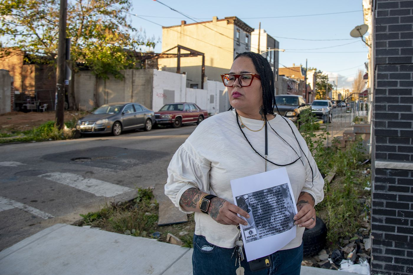 This mother fought to keep her son off the streets. And then he was shot. | Helen Ubiñas