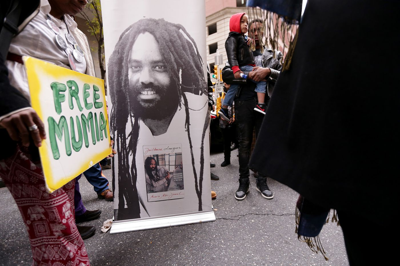 Outburst by cop's widow gets her ejected from courtroom in Mumia Abu-Jamal hearing