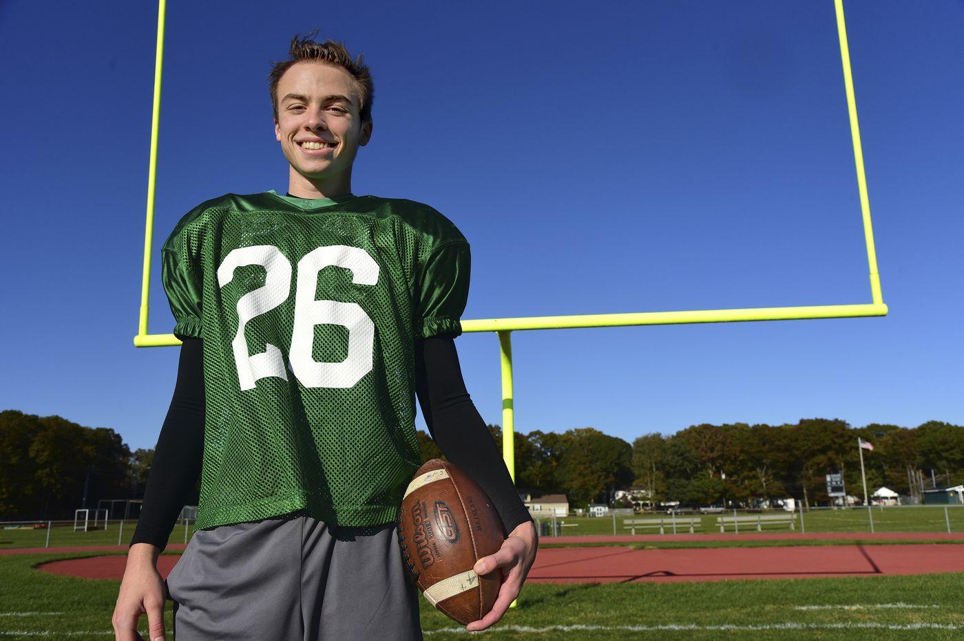 Game-winning kick a dream come true for cancer survivor Sean Carey of Mainland
