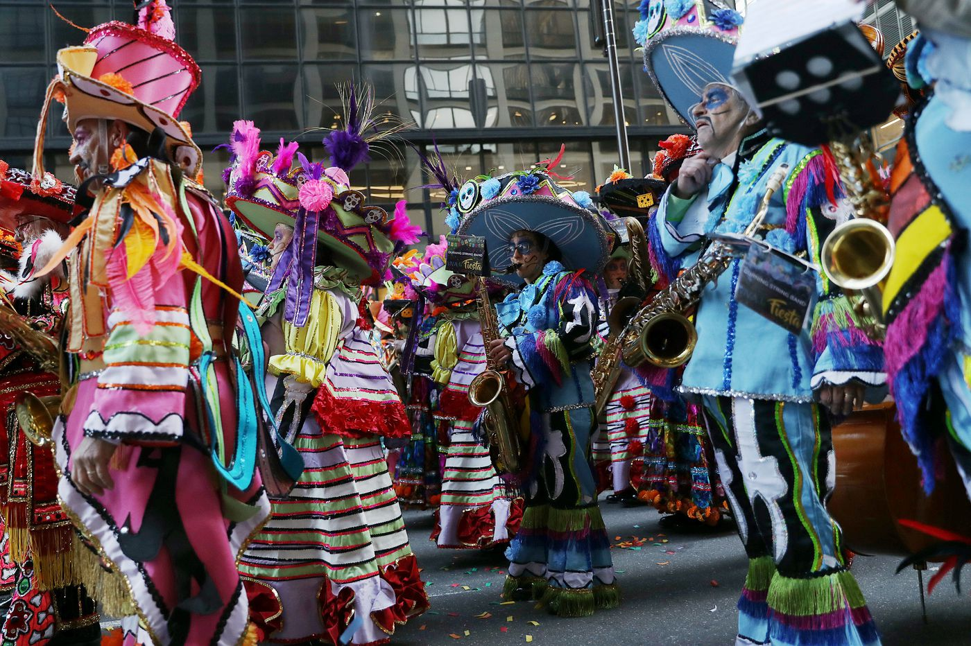 The Mummers parade is redeemable | Opinion