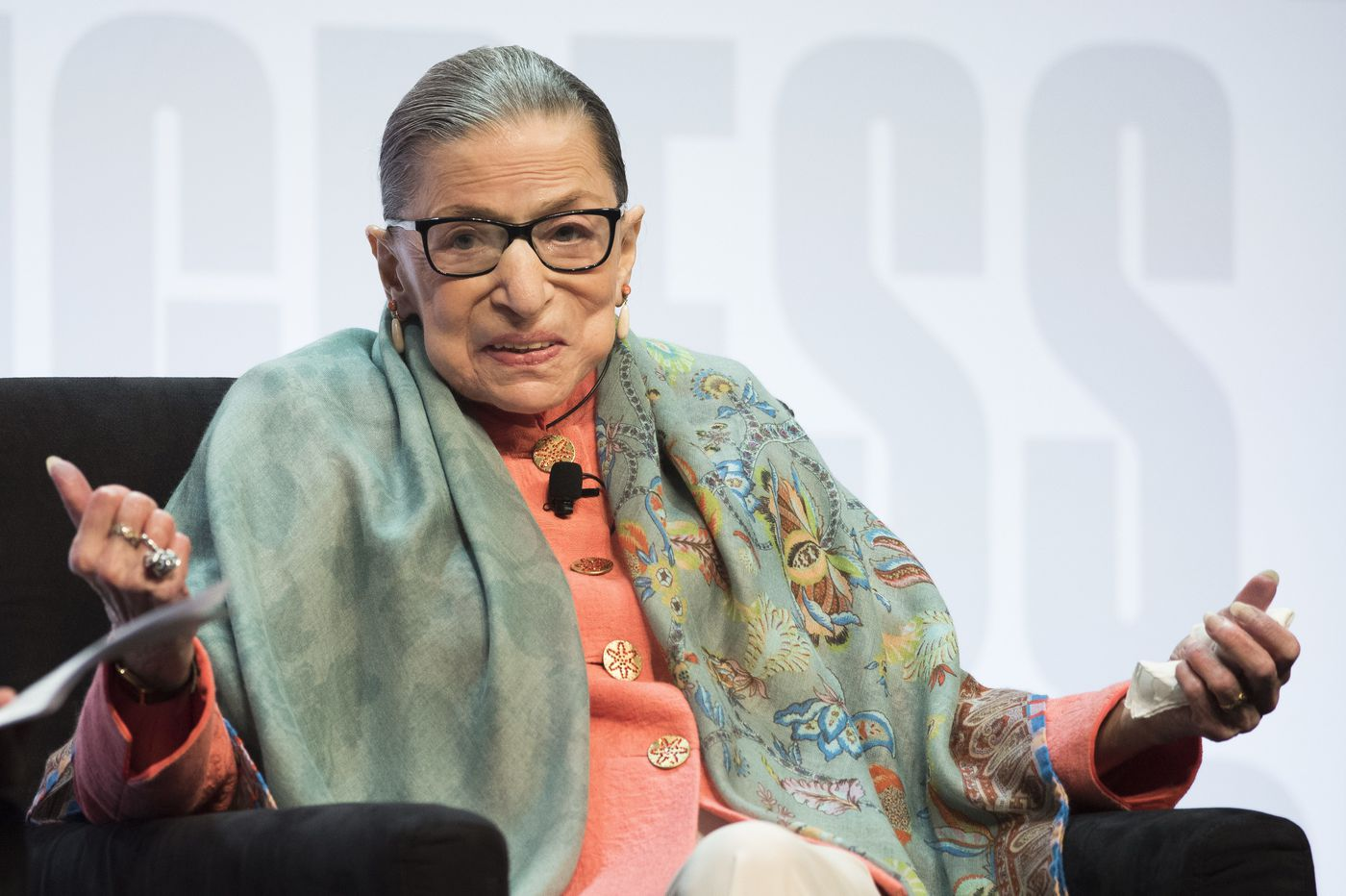 As Supreme Court considers abortion, light more candles for Ruth Bader Ginsberg's health | Editorial