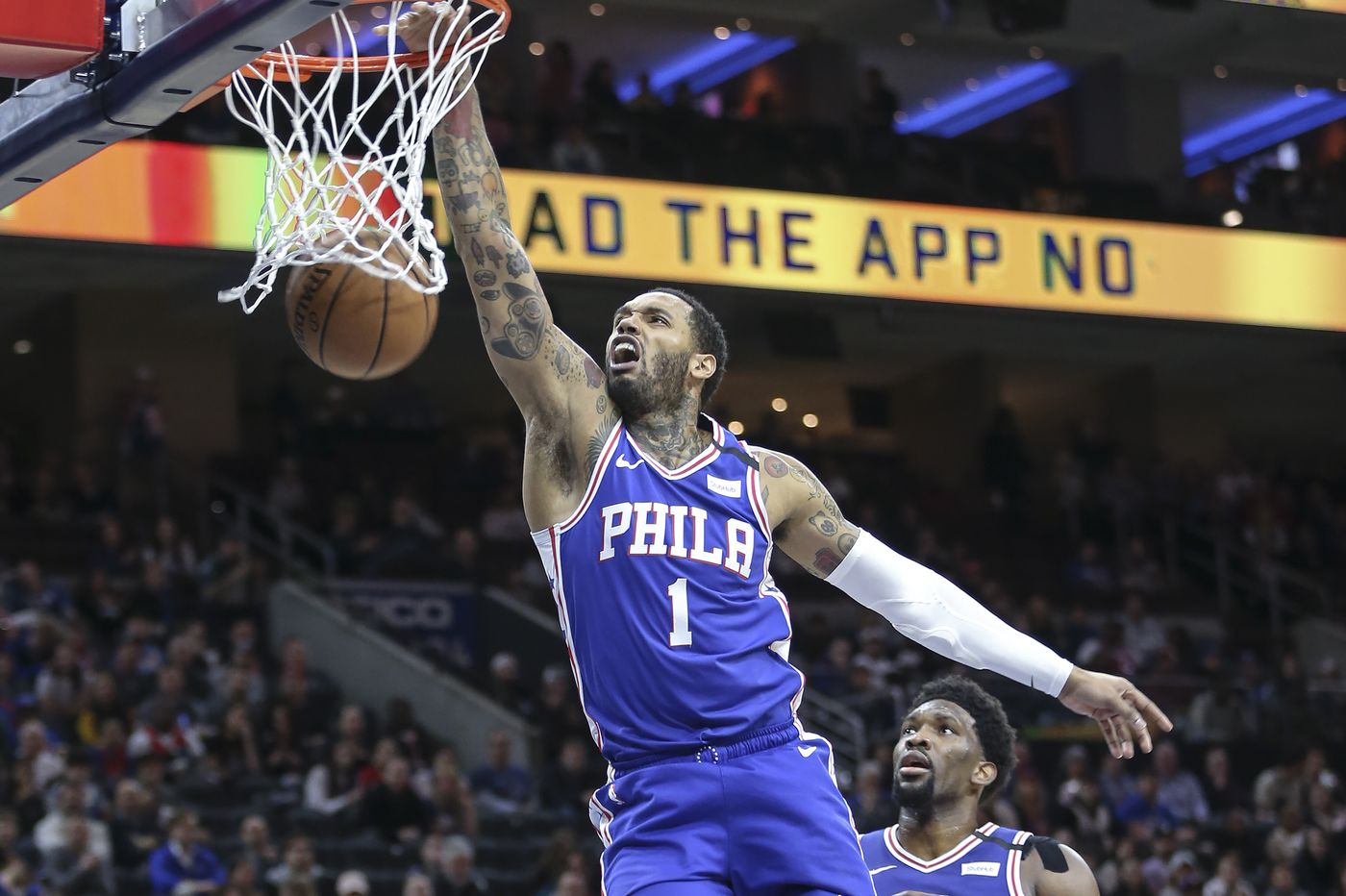 Mike Scott, Glenn Robinson III remain sidelined for Sixers; Kyle O'Quinn eligible to play after Tuesday's negative COVID-19 test