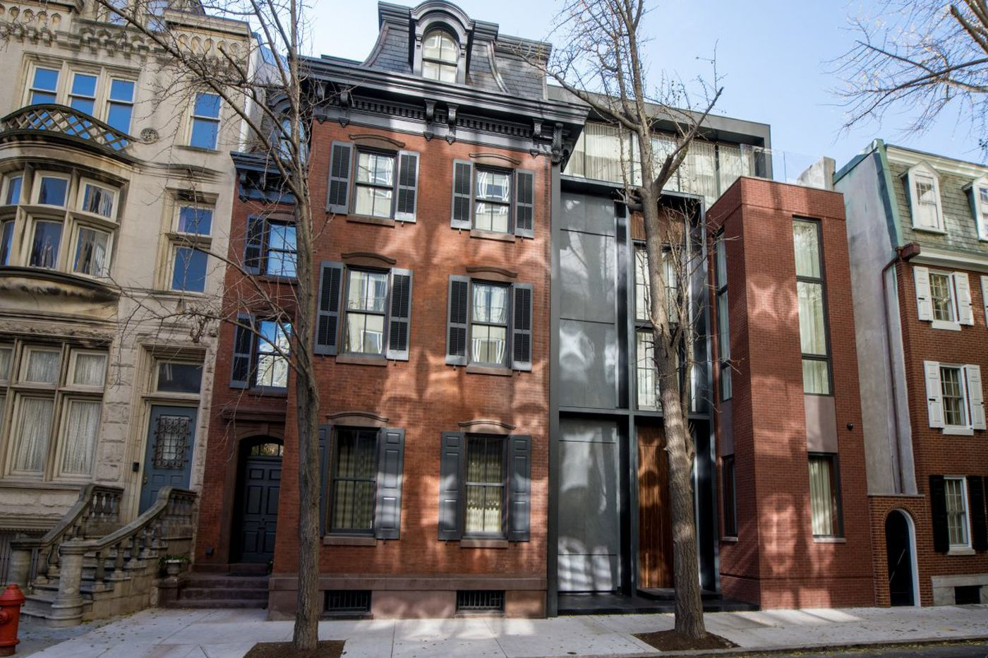 Bart Blatstein's mansion brings the Gilded Age back to Rittenhouse on