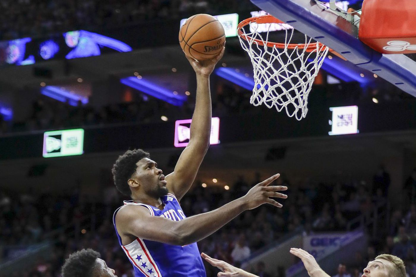 Sports Tonight: Sixers are reloaded to manage game with Kings