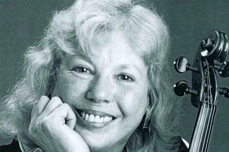 earned raves during her performing years, above, and was an influential teacher, left, at schools such as Curtis and Juilliard. She retired at 83.