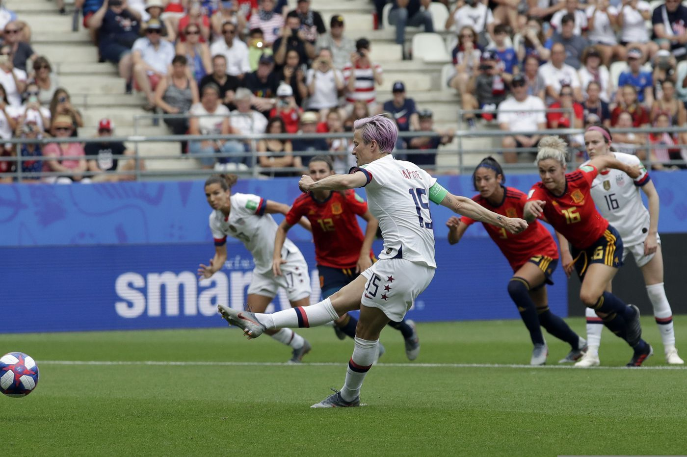 US advances to World Cup quarterfinals with 2-1 win over Spain