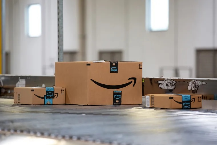 Police have partnered with Amazon to install doorbell cameras and plant dummy boxes at homes around the city to catch thieves in the act or as they make their getaway.