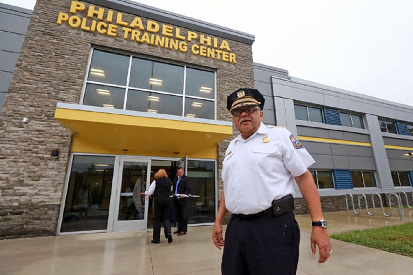 """Phila. police opens new """"state-of-the-art"""" training center"""