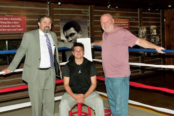 Muhammad Ali's Schuylkill County training camp restored and opening to public