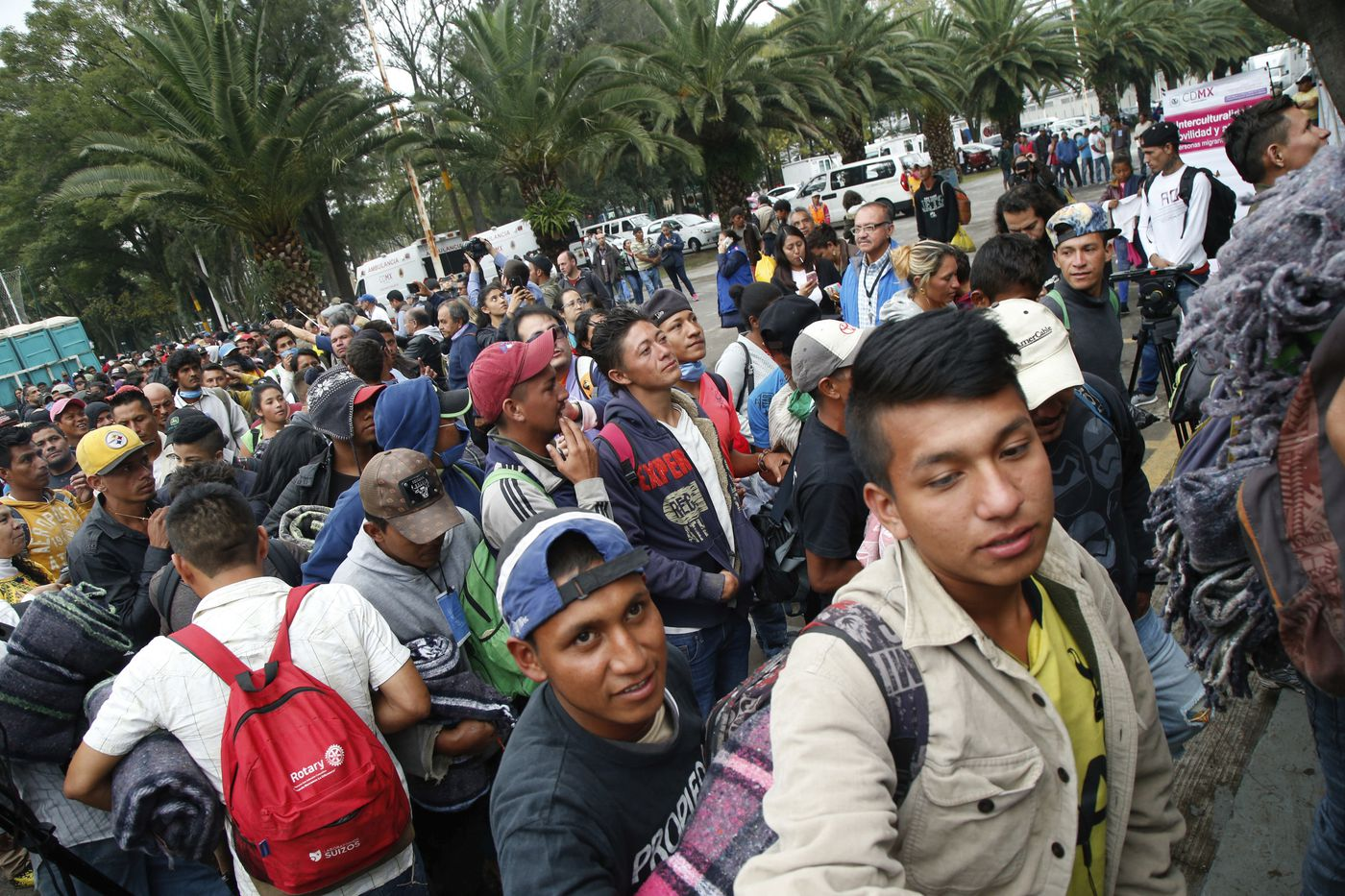 Central Americans' long walk north strikes familiar chords | Solomon Jones
