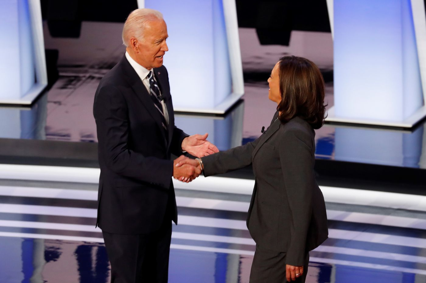 Joe Biden Picks Kamala Harris As His Vice President Candidate