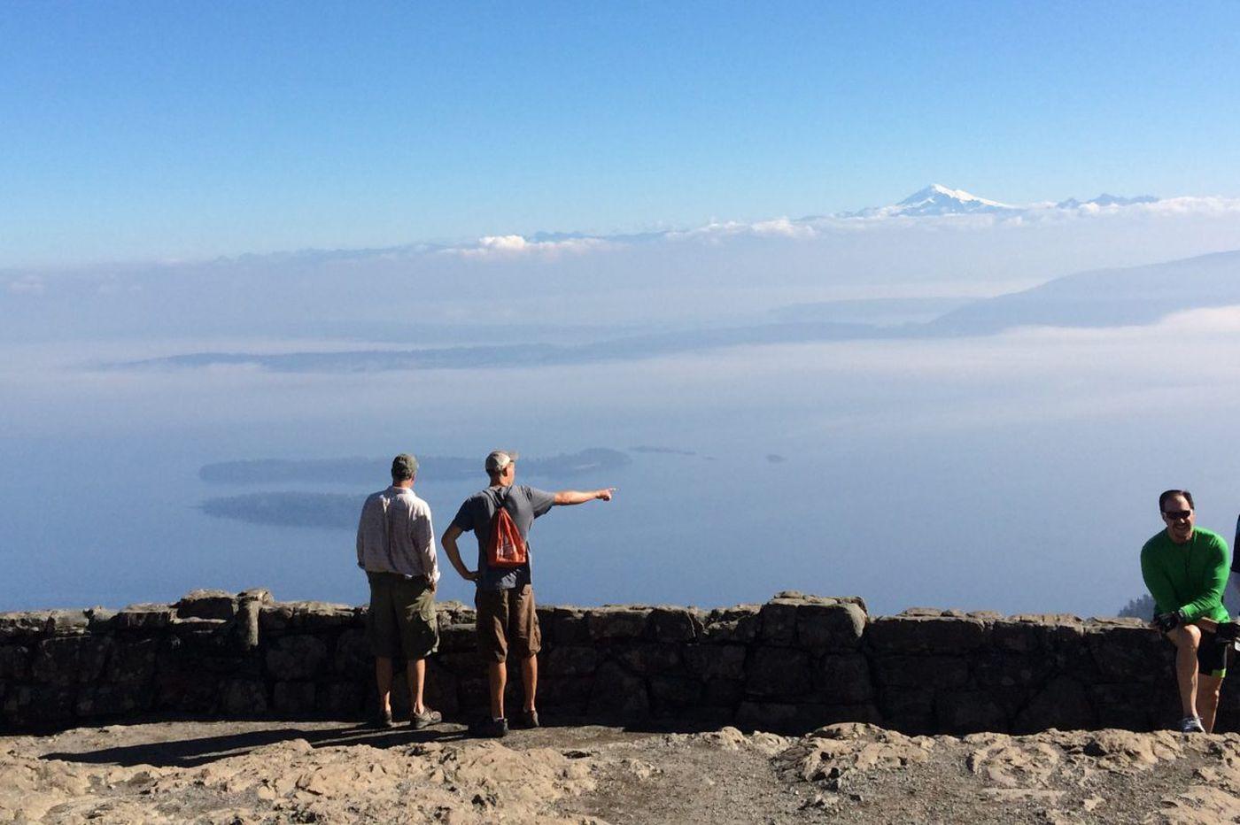 In Washington's San Juan Islands, an expedition cruise and wondrous hiking