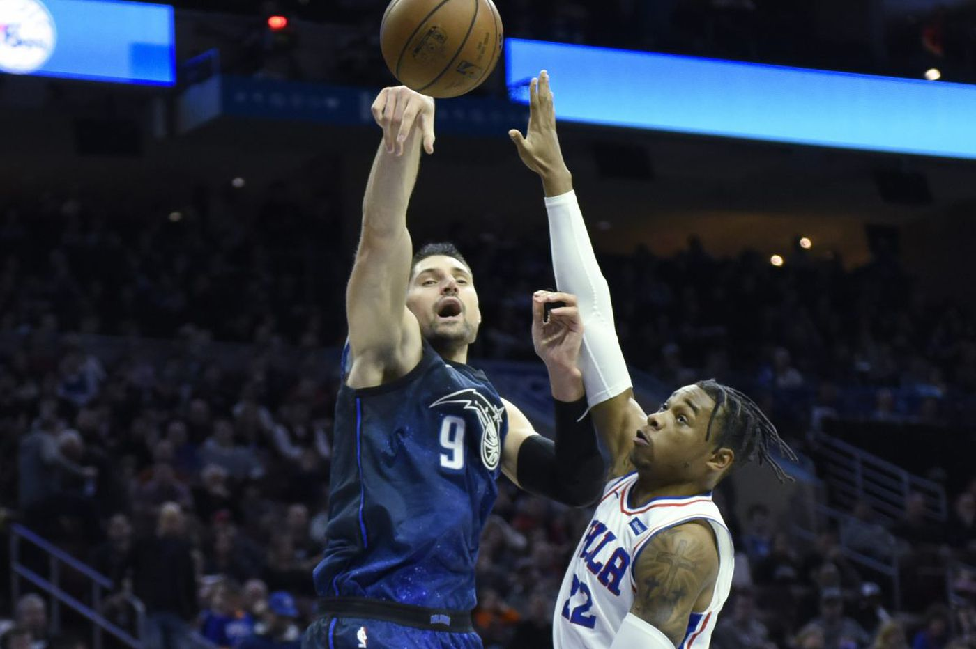 Richaun Holmes gives Sixers an early spark in win against Magic