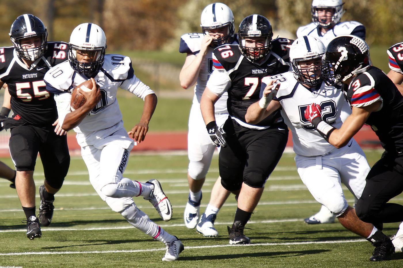 Southeastern Pa. football rankings: Episcopal Academy bursts into Top 10 in Week 4