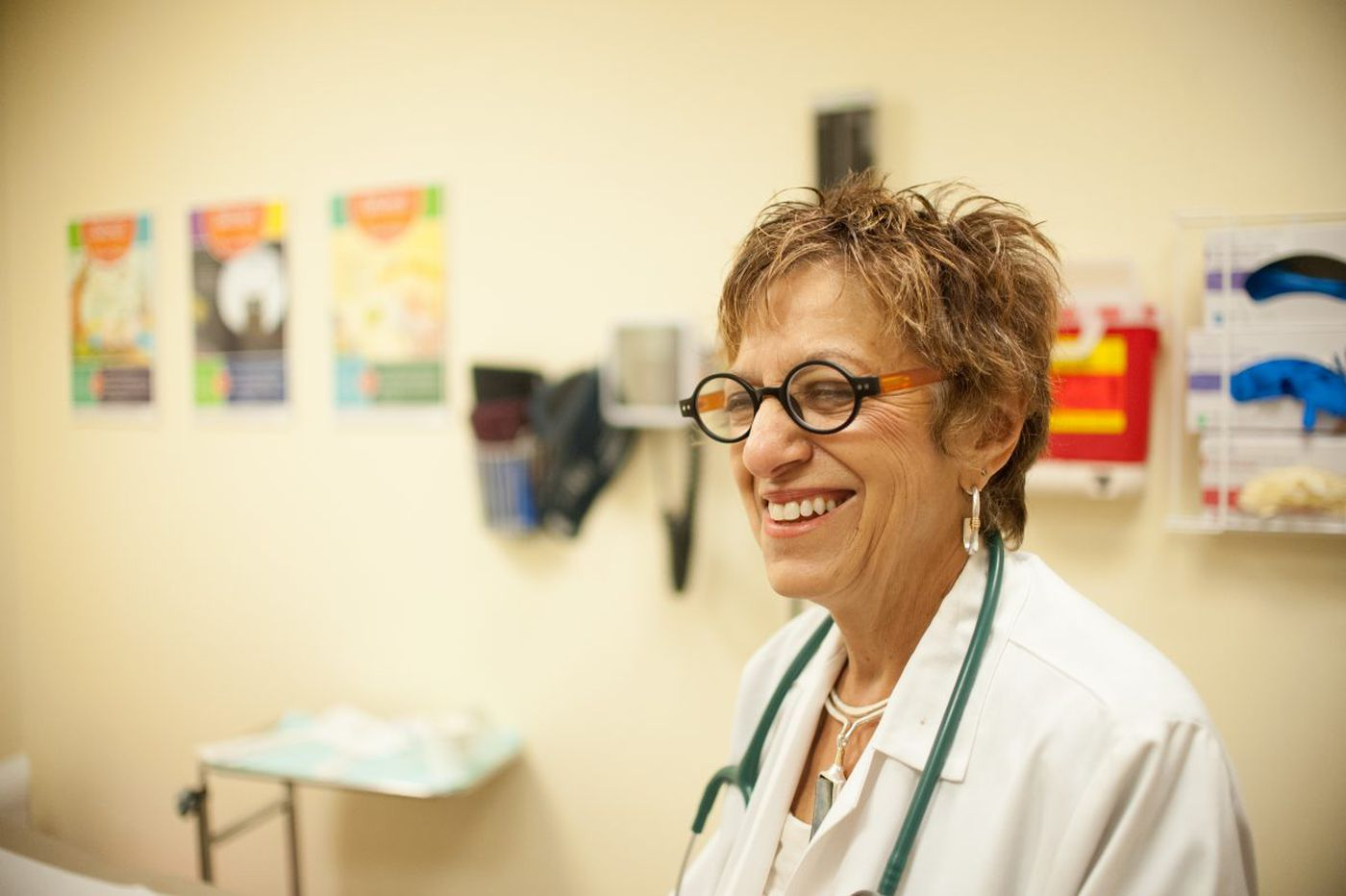 Donna Torrisi: Praying for health care for the poor