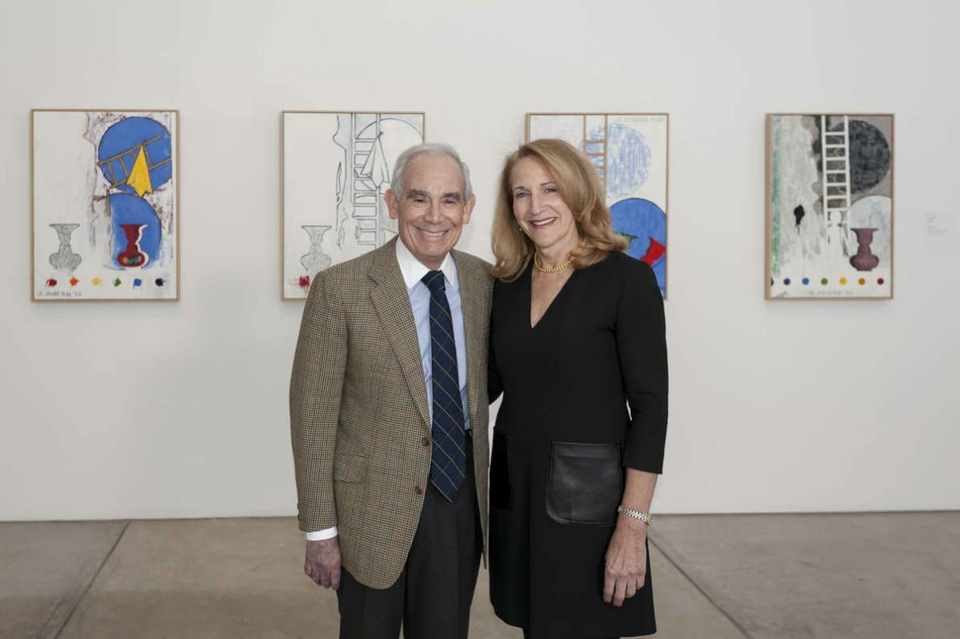 Keith L. Sachs, 72, contemporary art collector and philanthropist