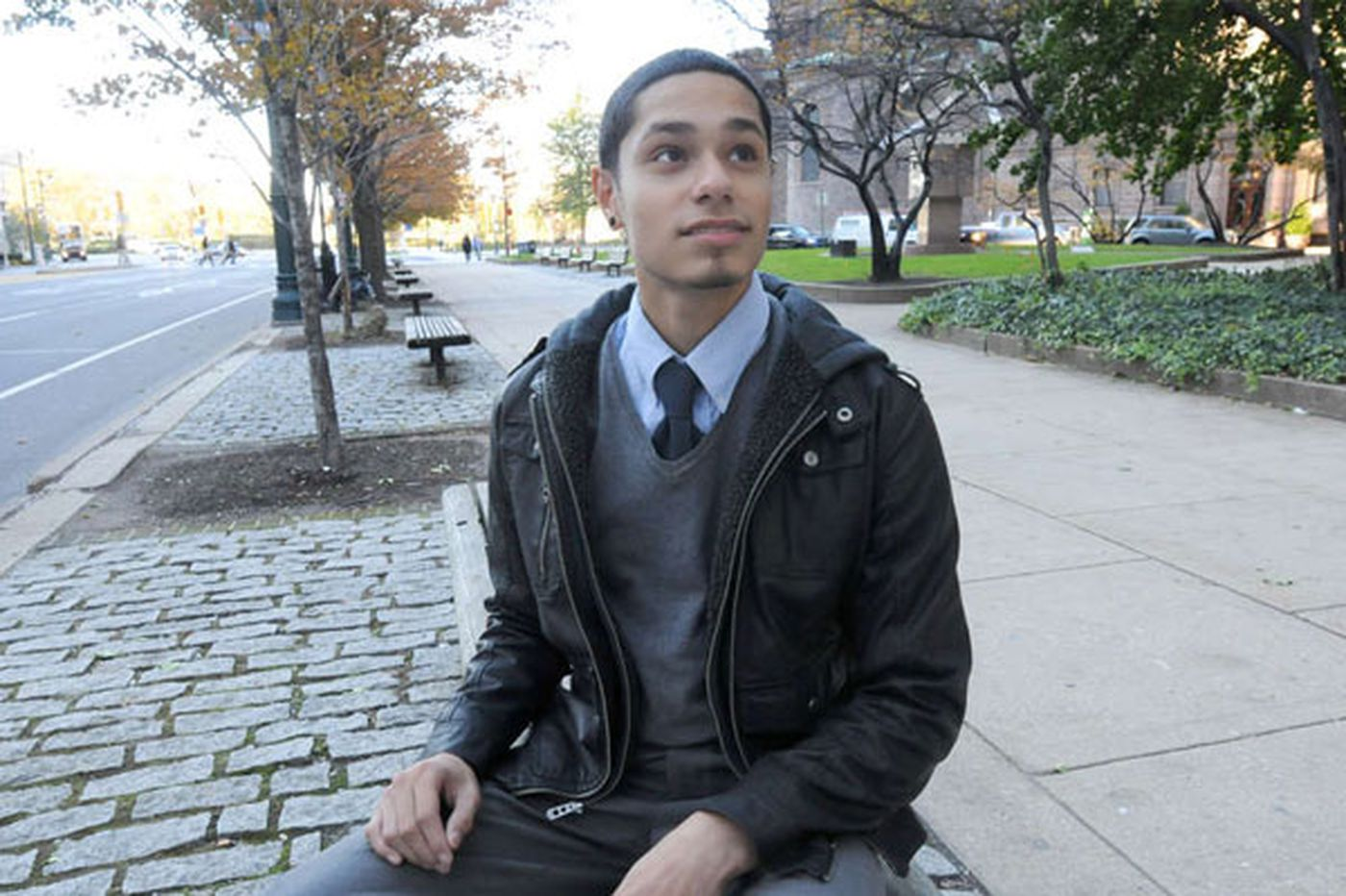 City student overcomes the odds on his way to college