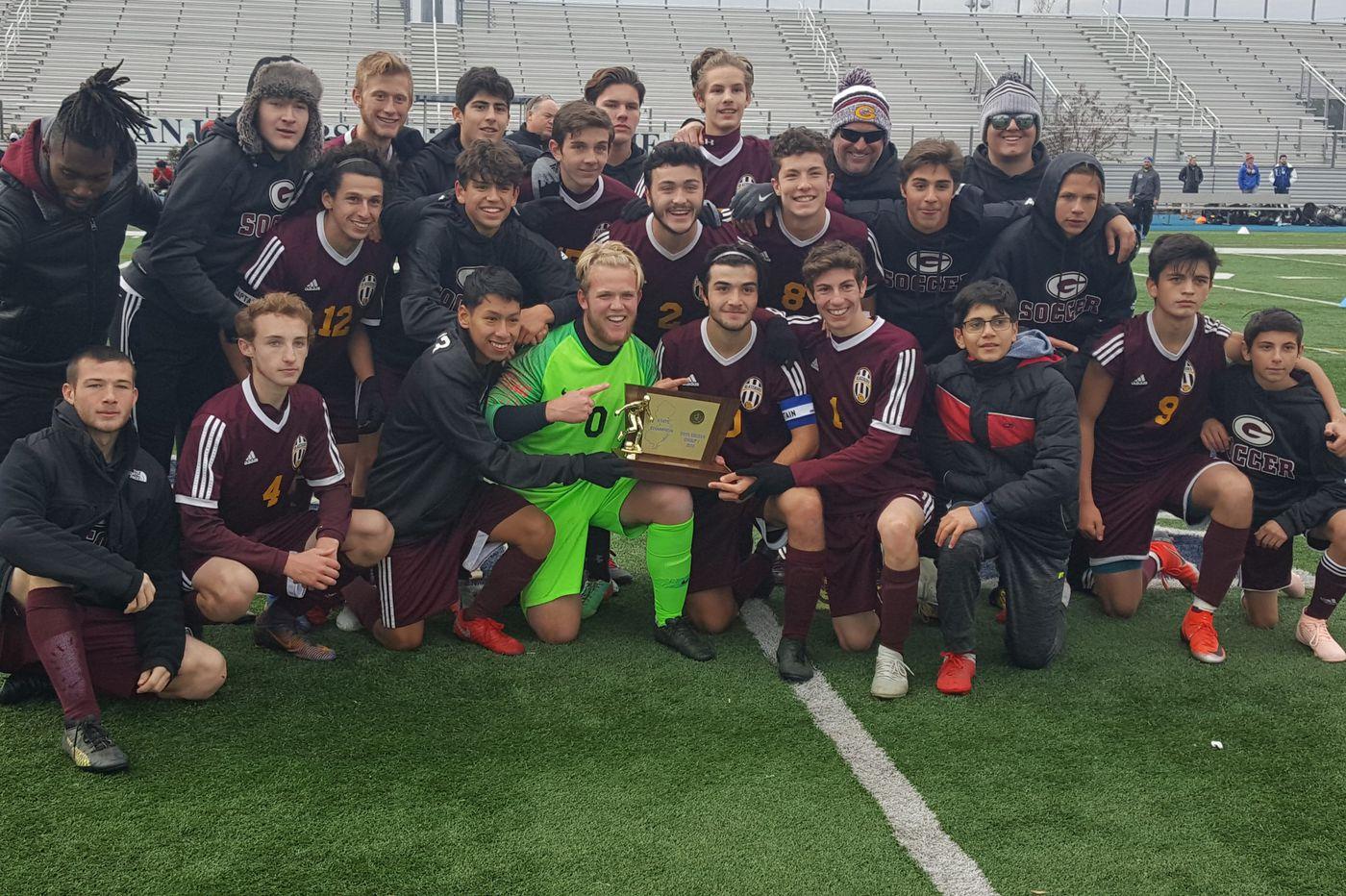 Glassboro wins Group 1 boys' soccer championship in penalty kicks