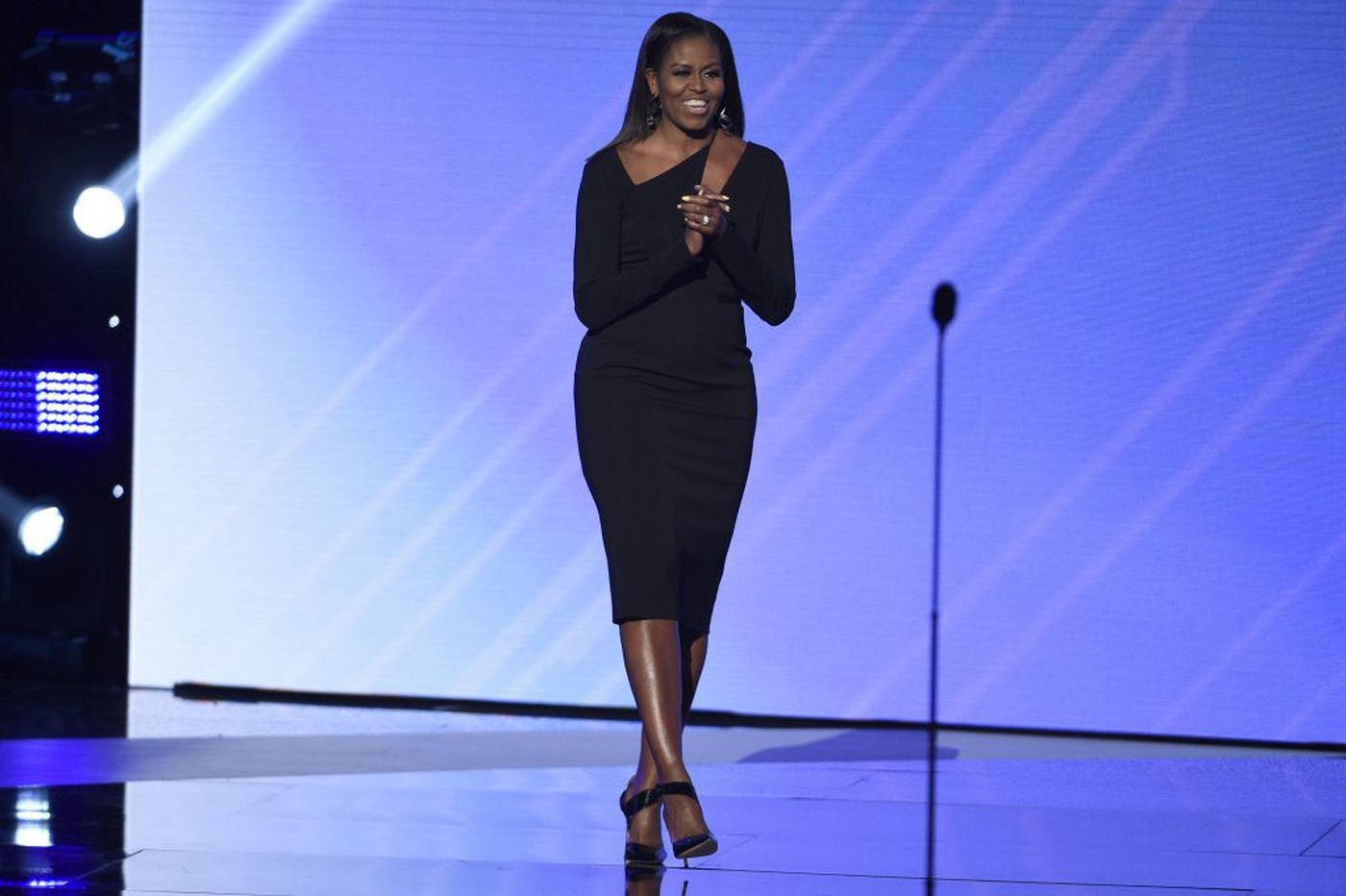 Michelle Obama's ESPY dress was daring - but we expect that from her