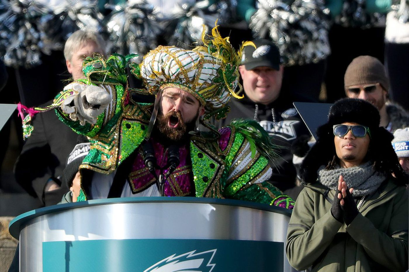 The underdogs: How Jason Kelce's speech can help build resiliency in children