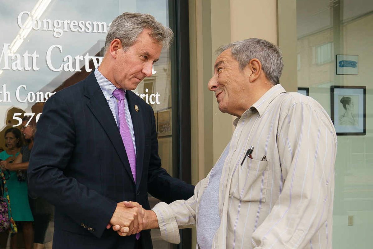 Pa Congressman Att Cartwright Did Not Call For Defunding The