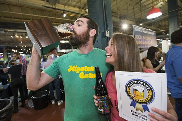 La Cabra Brewing says someone stole their Inquirer Brewvitational trophy