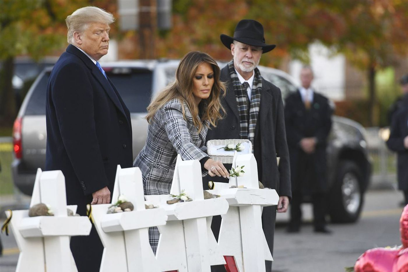 Trump threatens birthright citizenship, visits Pittsburgh; Eagles pick up Golden Tate | Morning Newsletter