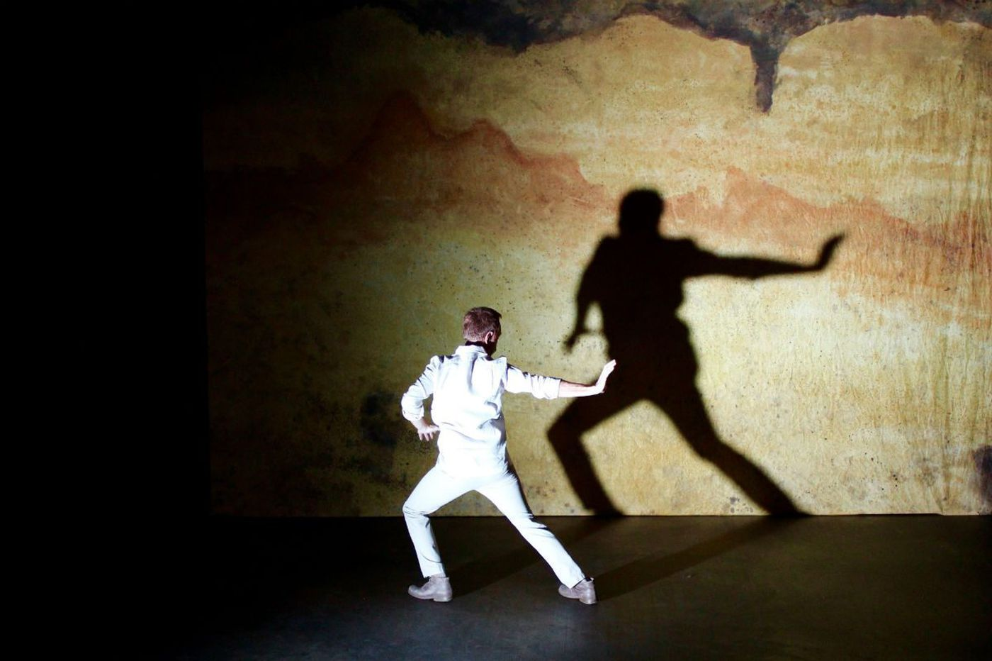 'Wrestling Jerusalem' at Phila. Theatre Company: A city, a land, and our fragments