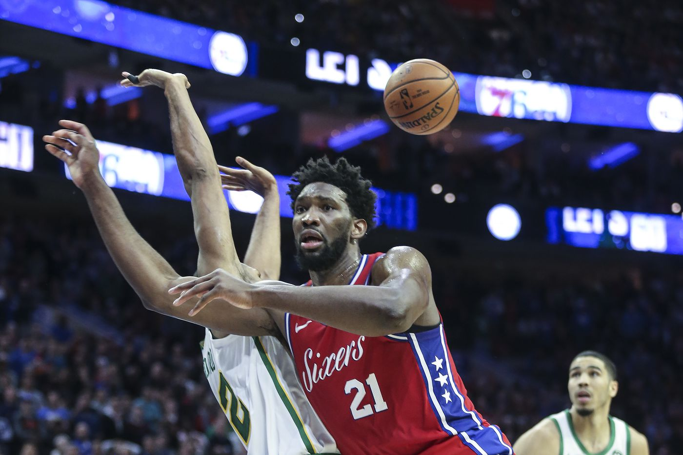 Sixers' Joel Embiid fined $25,000 for criticism of officials