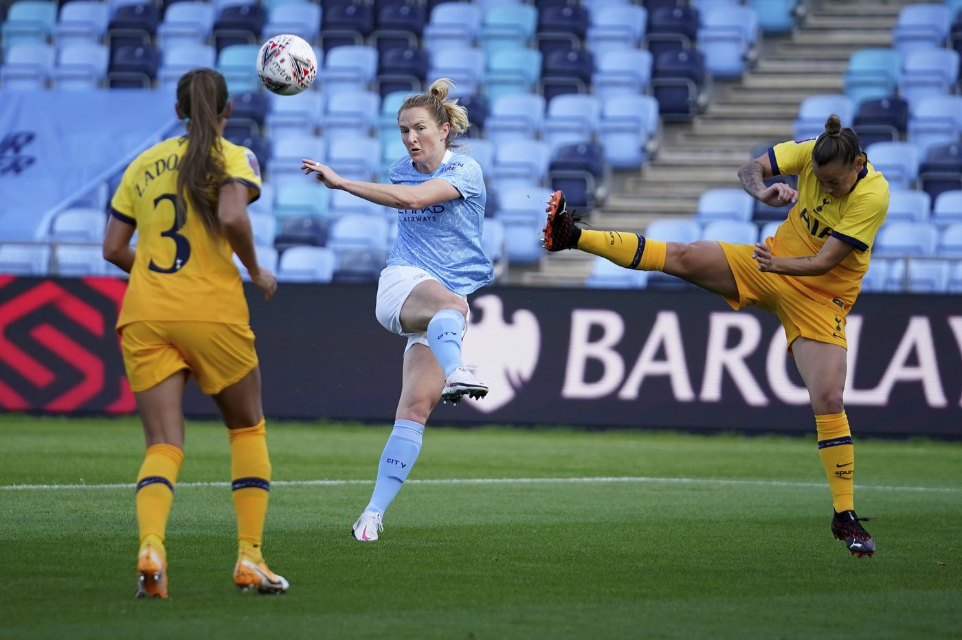 Soccer on TV: NBCSN spotlights USWNT stars in England's FAWSL; big games in UEFA Nations League, NWSL, MLS