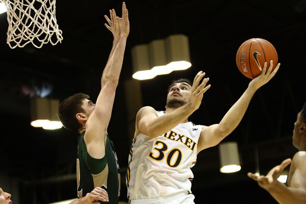 Drexel's comeback falls short in loss to James Madison