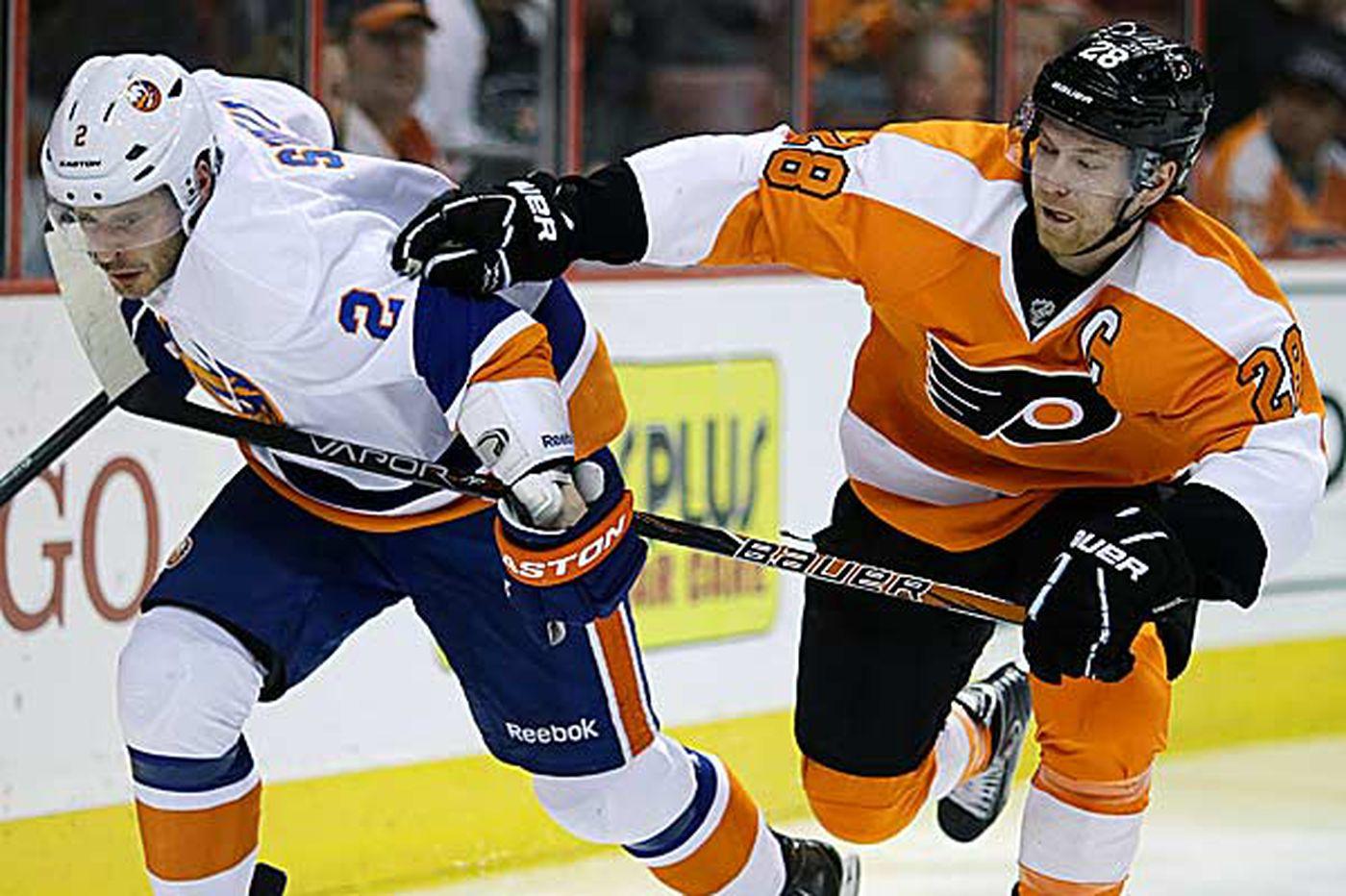 The Flyers' undoing