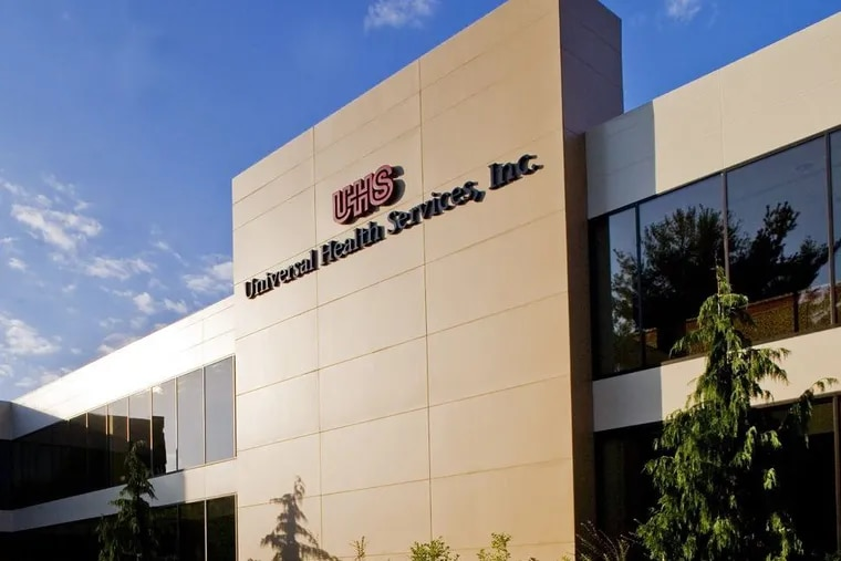 Universal Health Services corporate headquarters in King of Prussia.