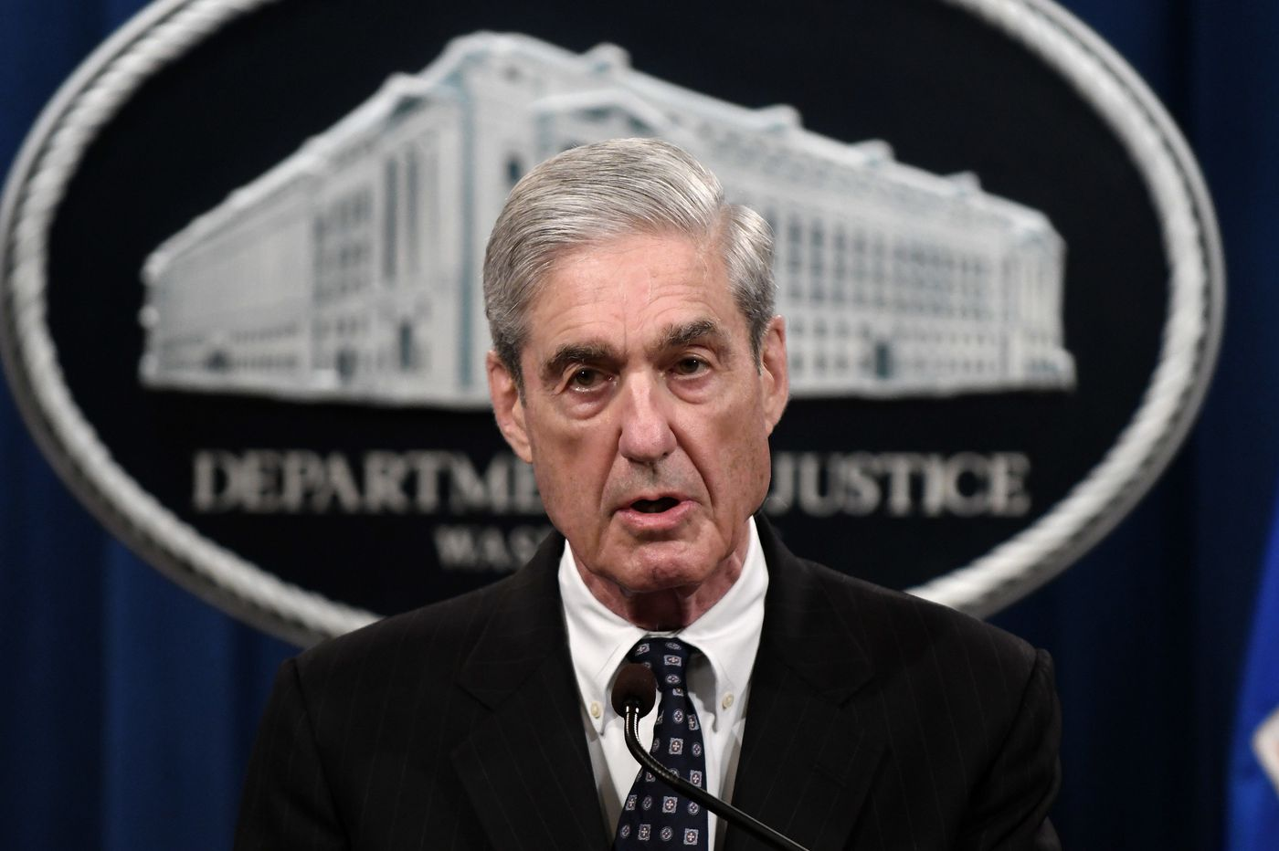 Robert Mueller: If we had confidence Trump didn't commit a crime, 'we would have said so'