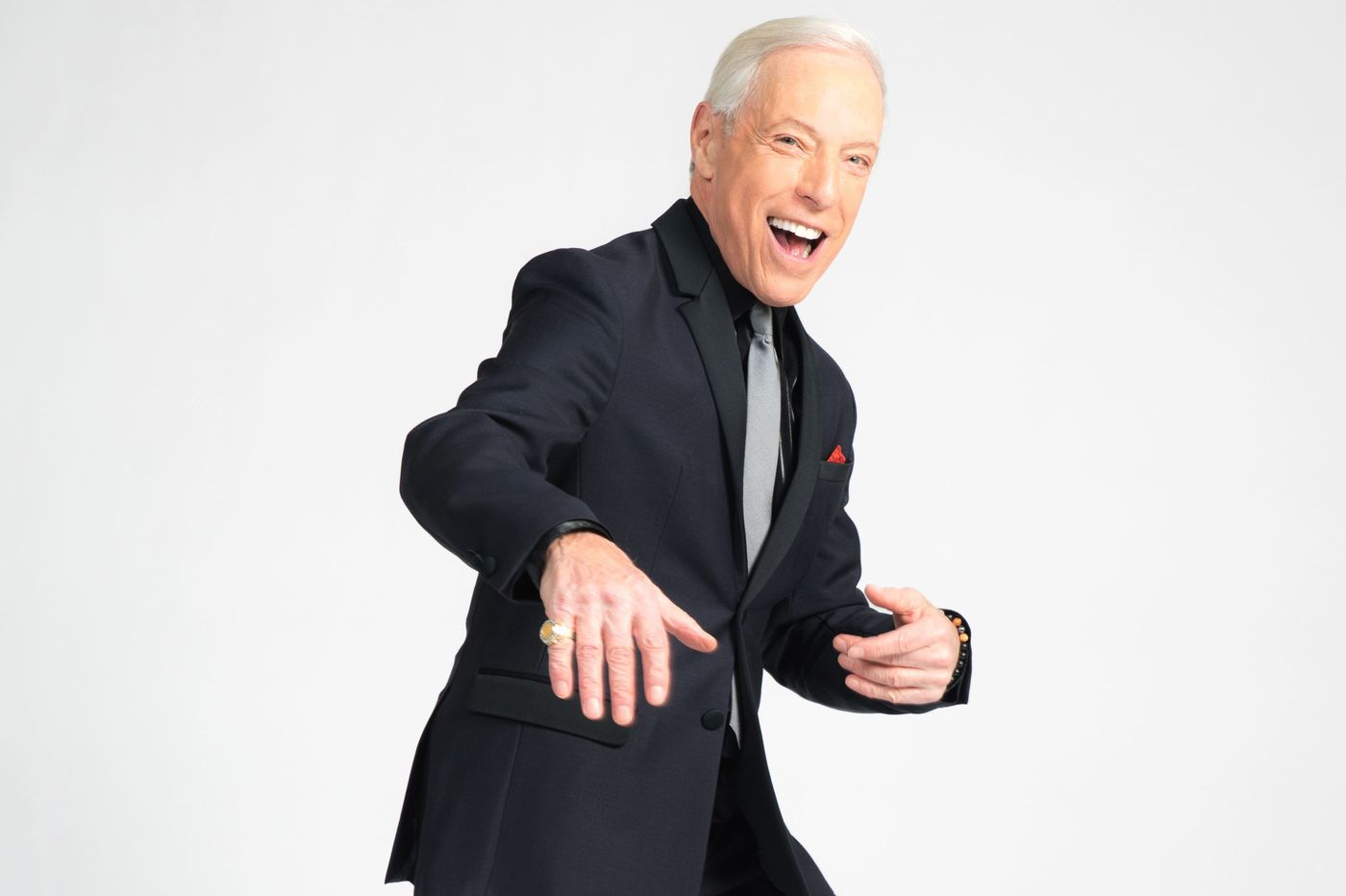 Jerry Blavat celebrates a big anniversary at the Kimmel Center