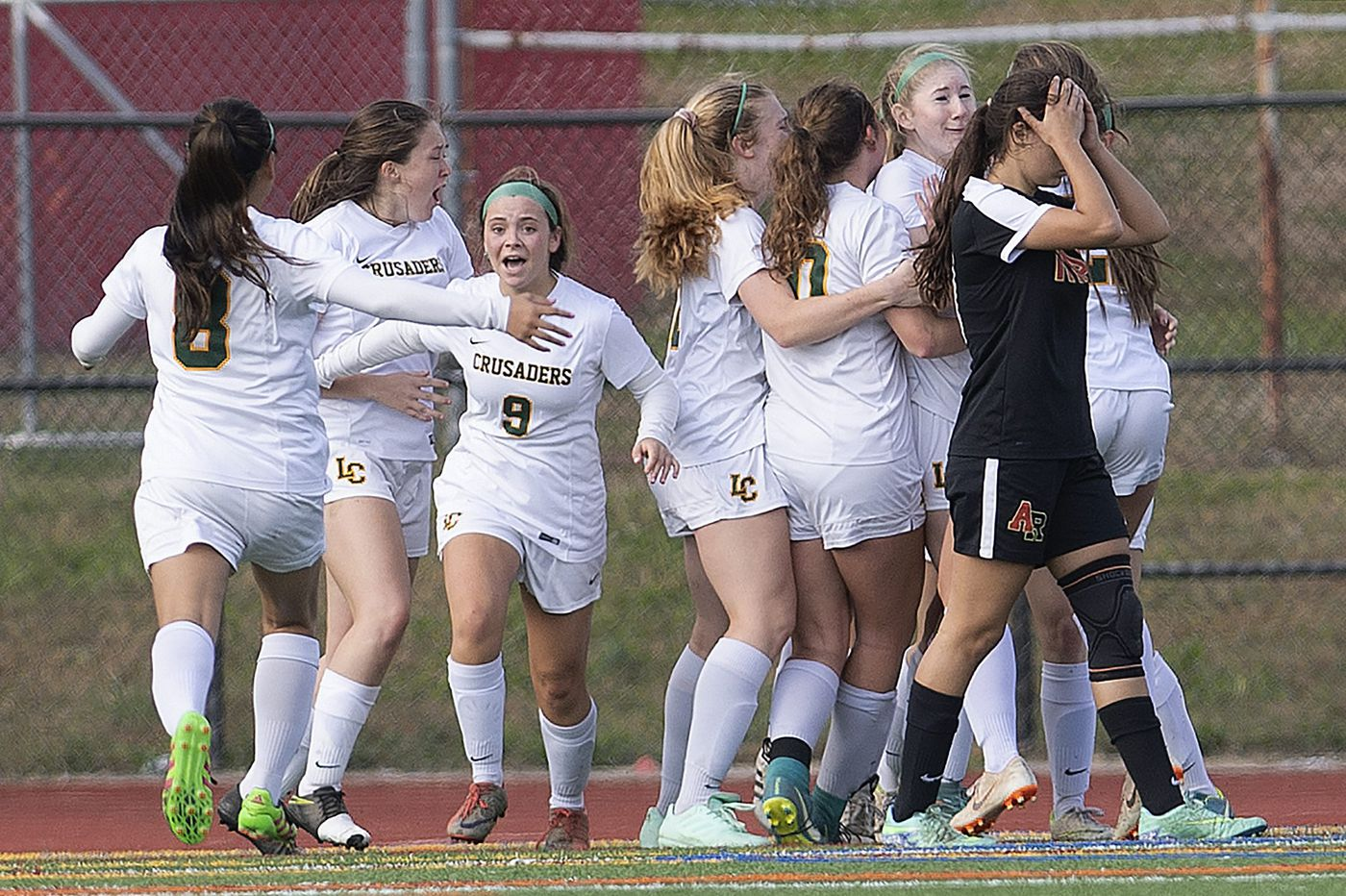 Lansdale Catholic girls' soccer wins Catholic League title