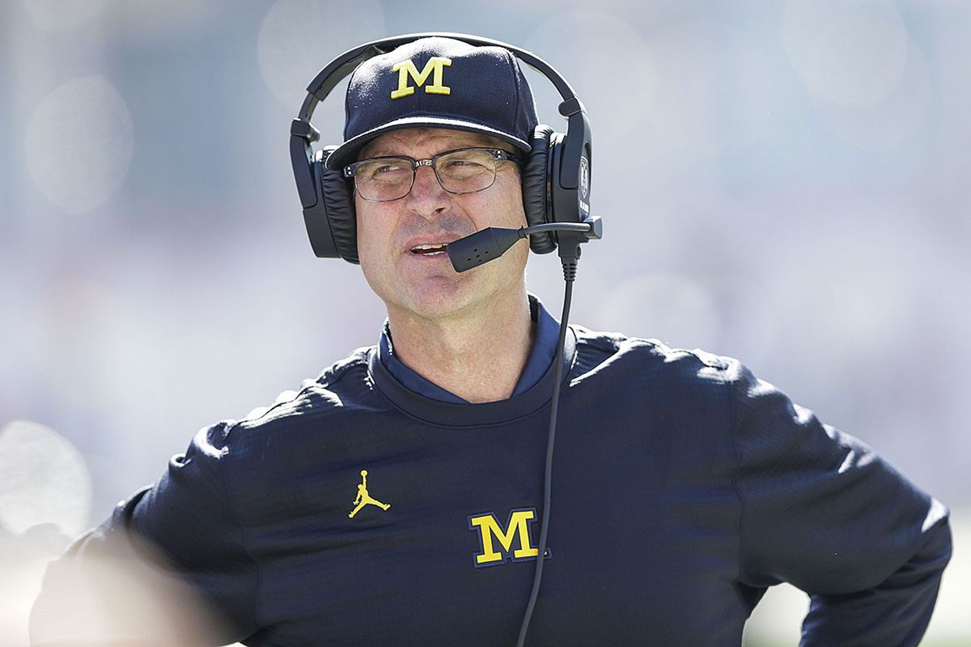 Jim Harbaugh a savior? Not in Ann Arbor right now | Mike Jensen