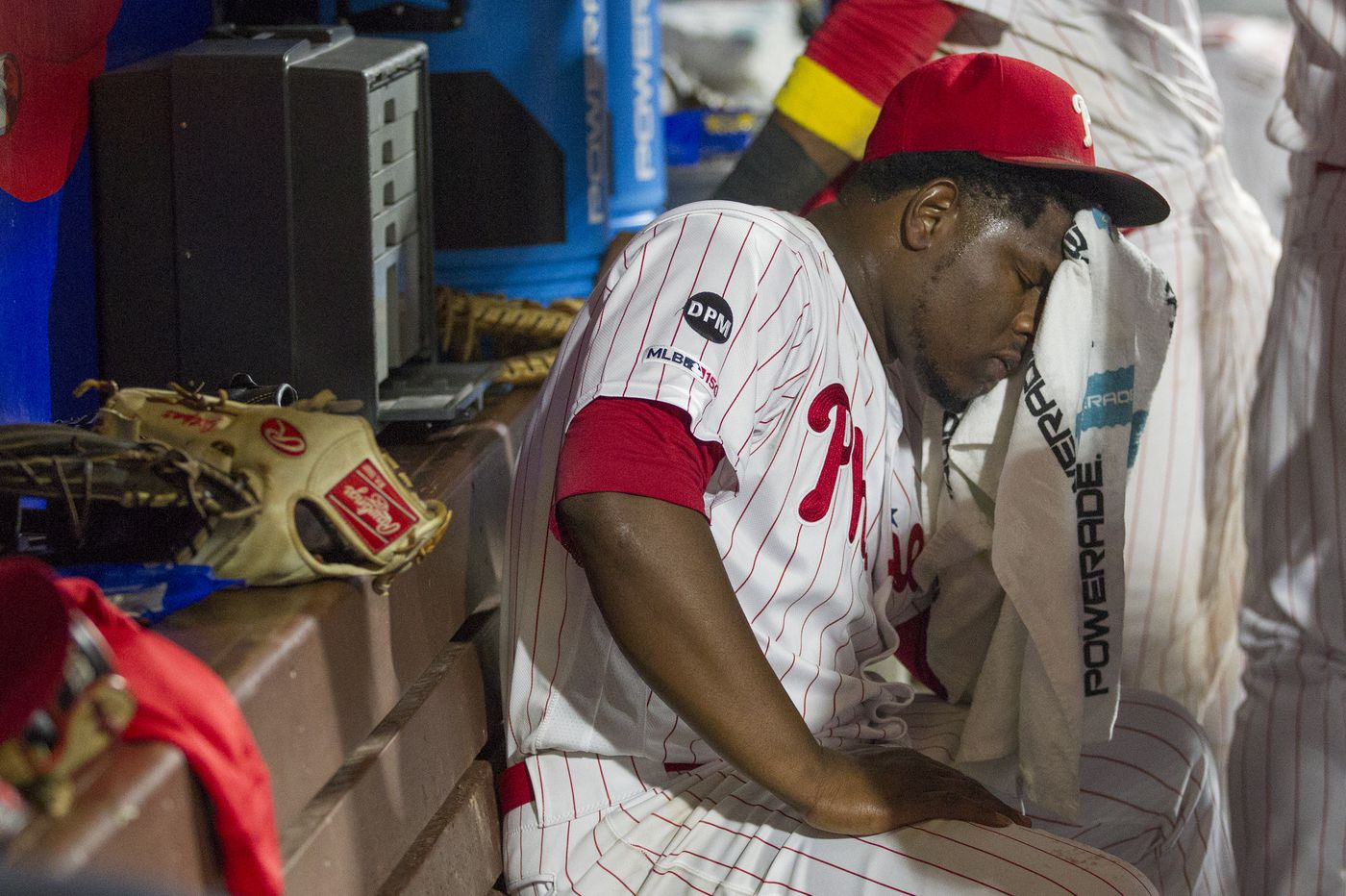 You know baseball is back because Phillies have same old bullpen questions   Extra Innings