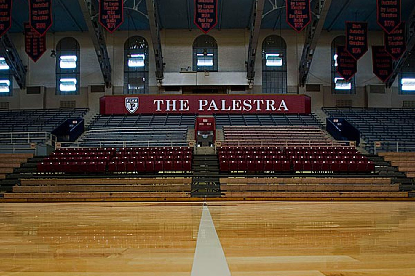 Let's put all Big 5 games back where they belong - in the Palestra