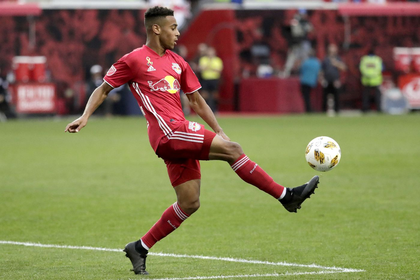 Union's Alejandro Bedoya sees a rising star in Red Bulls' Tyler Adams – and sees a bit of himself
