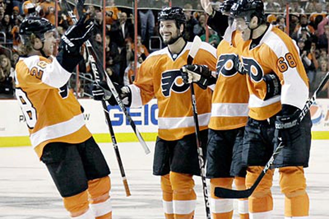 Inside the Flyers: Flyers overcoming adversity