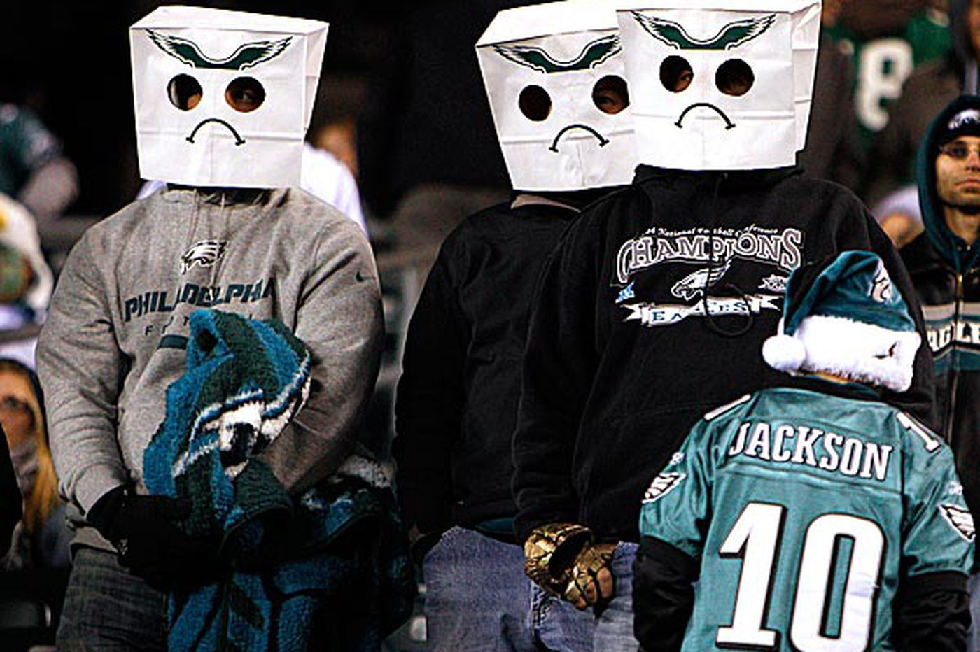 End of the world relief for Philly fans