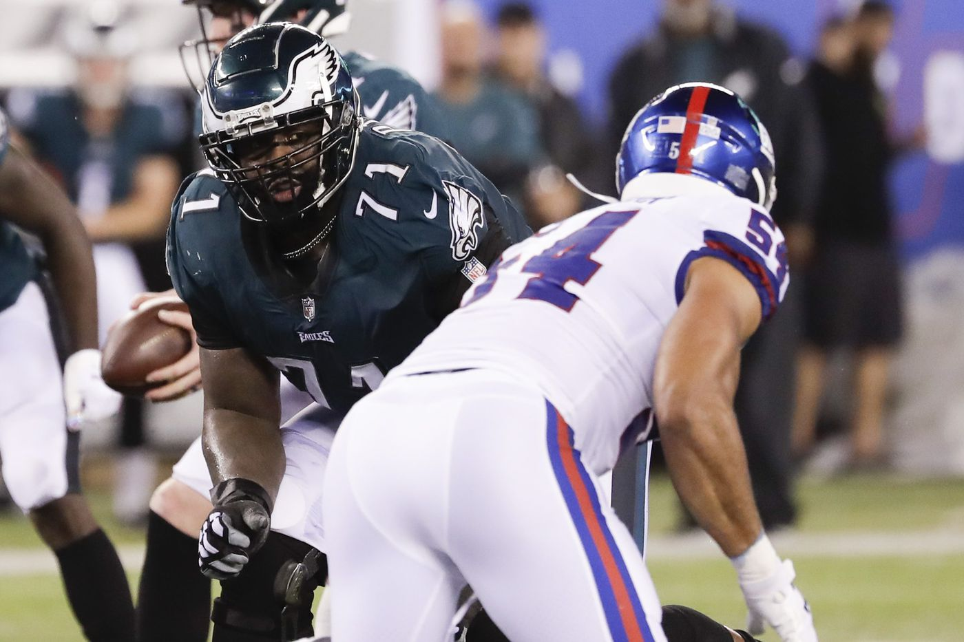Does Eagles left tackle Jason Peters still have it? | Film breakdown