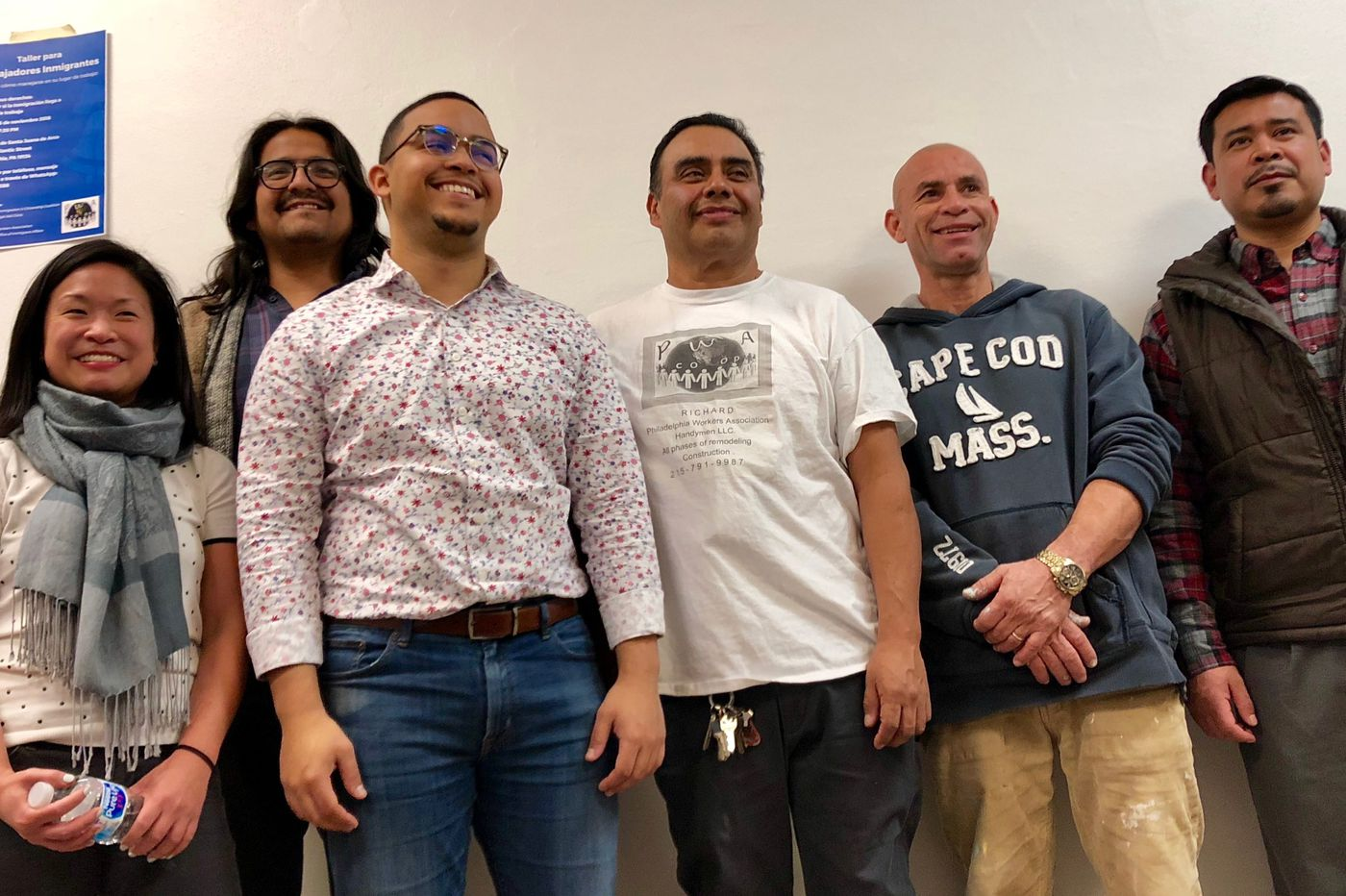 Why Philadelphia hosted anti-deportation training for Latino workers
