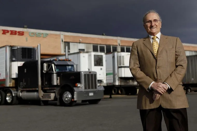 Joseph G. Procacci, pictured here in 2012, was CEO and chairman of Procacci Brothers Sales Corp.