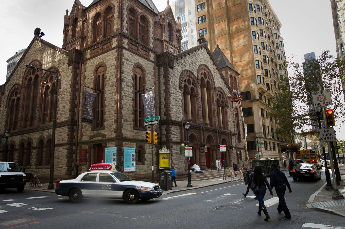 Witness recalls Center City stabbing: 'I could see the violence kind of erupting'