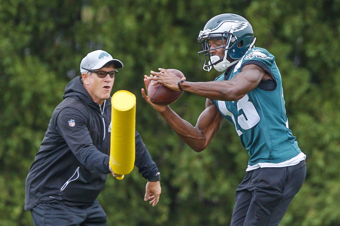 Eagles' Nelson Agholor to play in his hometown of Tampa for first time as a pro