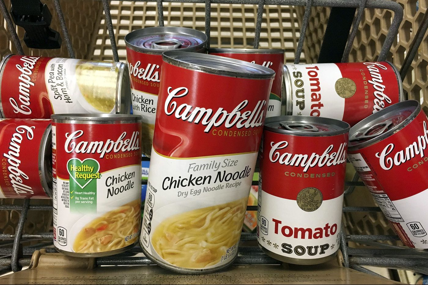 Loeb nominates new board for Campbell Soup